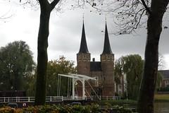 Oostpoort (Gerard Stolk ( vers le toussaint)) Tags: oostpoort delft