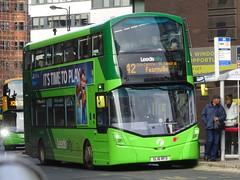 Leeds (Andrew Stopford) Tags: sl16rfo wright streetdeck first leeds