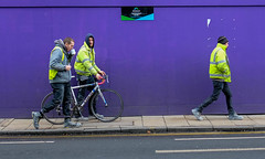 Walking (Allan Rostron) Tags: street york