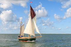 I am sailing (JnHkstr) Tags: 2019 herfstvakantie terschelling ship boat zeilboot sailing vlieland waddenzee zee