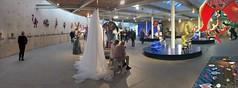 Niki de Saint Phalle @ Museum Beelden aan Zee (milov) Tags: nexus5x phonecam denhaag thehague museum beeldenaanzee exhibition nikidesaintphalle art sculpture panorama