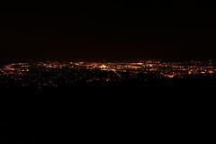 Langzeitbelichtung (sabrinwie^^) Tags: langzeitbelichtung skyline nachtaufnahme heilbronn
