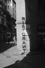 Florence, Italy (nature chief) Tags: florence firenze street shadow フィレンツェ イタリア blackandwhite