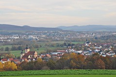 Burghaun, Hünhan, Hünfeld - Rhön (Uli He - Fotofee) Tags: ulrike ulrikehergert uli ulihe ulrikehe fotofee nikon nikond90 burghaun nachmittag spaziergang november herbst