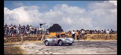 Porsche 550 Spyder (1956) (Laurent DUCHENE) Tags: goodwoodfestivalofspeed automobiles automobile motorsport hillclimb classiccar car auto historiccar historicevent goodwoodfos 2018 porsche 550 spyder