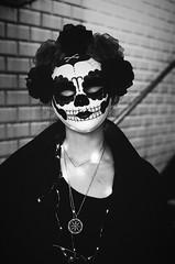 Marie, Halloween. (Eric Jan Zen) Tags: