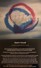 Photo of a photo! ✈️ (Aleem Yousaf) Tags: force air royal british team aerobatics tribute tornado published megazine nikon systems bae t1 hawk photography aviation raf riat fairford avgeek spotting planes iphonex iphonography