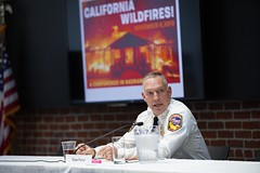CA WILDFIRES CONFERENCE