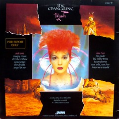 The Changeling - Back Cover (epiclectic) Tags: 1982 toyah backcover