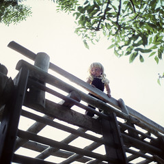 Education (jonathan charles photo) Tags: child girl portrait action climb education learning art photo jonathan charles
