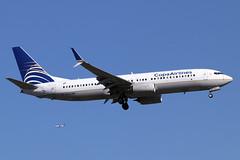 HP-1853CMP (JBoulin94) Tags: hp1853cmp copa airlines boeing 737800 washington dulles international airport iad kiad usa virginia va john boulin