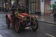 2019 Regent Street Motor Show - 365 - Veteran Cars (D.Ski) Tags: regentstreetmotorshow london londontobrightonveterancarrun veterancar car cars display show nikon d700 uk lbvcr outdoor vehicle 2470mm 2019 regentstreet motorshow londontobrighton