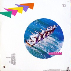 Vacation - Back Cover (epiclectic) Tags: 1982 gogos backcover