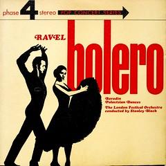 Ravel Bolero - Back Cover (epiclectic) Tags: 1966 stanleyblack backcover