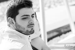 _MG_3514 - e bn t (Daniel Jiménez Fotógrafo) Tags: actor act acting actores modelo model man male malemodel beauty beautiful belleza body outdoors shooting book beard tatuaje tatto tattomodel armtatto danifotografia danieljimenezfotowixcomportfolio danieljg bn blackandwhite blancoynegro