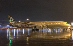 Photo of Etihad Airways (Special Olympics 2019 Livery) Boeing 787-9 A6-BLG
