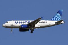 N876UA (JBoulin94) Tags: n876ua united airlines airbus a319 washington dulles international airport iad kiad usa virginia va john boulin