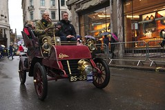 2019 Regent Street Motor Show - 357 - Veteran Cars (D.Ski) Tags: regentstreetmotorshow london londontobrightonveterancarrun veterancar car cars display show nikon d700 uk lbvcr outdoor vehicle 2470mm 2019 regentstreet motorshow londontobrighton