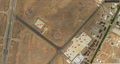 Map of Photo Locations (Serendigity) Tags: adelaide australia edinburgh raafbase royalaustralianairforce sa southaustralia aerialphoto airshow aviation locations map