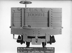 lot 8472 - 2014 (barrigerlibrary) Tags: acf americancarandfoundry gondola us government