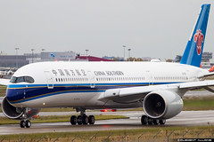 China Southern Airlines Airbus A350-941 cn 357 B-30C0 (Clément Alloing - CAphotography) Tags: china southern airlines airbus a350941 cn 357 b30c0 toulouse airport aeroport airplane aircraft flight test canon 100400 spotting tls lfbo aeropuerto blagnac airways aeroplane engine sky ground take off landing 1d mark iv avgeek avgeeks planespotter spotter news aviation daily insta avnerd planeporn megaplane avitionnews dailynews