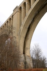 The Nicholson Bridge - Explored November 15, 2019 (Sandra Mahle) Tags: nicholsonbridge bridge viaduct tunkhannock railway historic structure november ngysa ngysaex explore canon canonphotography