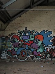 KUU / FNO - 14 nov 2019 (Ferdinand 'Ferre' Feys) Tags: gent ghent gand belgium belgique belgië streetart artdelarue graffitiart graffiti graff urbanart urbanarte arteurbano ferdinandfeys