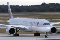 A7-AND (JBoulin94) Tags: a7and qatar airways airbus a3501000 washington dulles international airport iad kiad usa virginia va john boulin