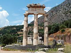 Oráculo de Delfos 🇬🇷 (LUCHO MALER) Tags: greece grecia