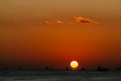 Sunset in Kobe, Japan (photobillyli) Tags: sunset japan kobe 日本 日落 神户 日没 関西