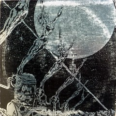 Doremi Fasol Latido - Back Cover (epiclectic) Tags: 1973 hawkwind backcover foil
