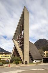 (ilConte) Tags: switzerland svizzera suisse schweiz architettura architecture architektur chiesa church kirche mina giampieromina