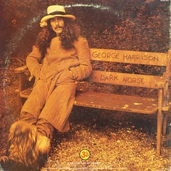Dark Horse - Back Cover (epiclectic) Tags: 1974 georgeharrison backcover
