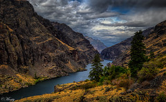 Hells Canyon, Snake River, Oregon, USA on my recent trip to the Pacific Northwest (concho cowboy) Tags: snake river hells canyon pacific north west usa landscape oregon