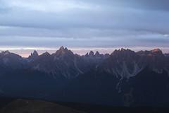 Dolomites - Corno di Fana (Tobit Flatscher) Tags: dolomiti dolomites dolomiten toblach dobbiaco toblacher pfannhorn corno di fana alpen alpi alps italy italia italien alto adige südtirol south tyrol sunrise sonnenaufgang