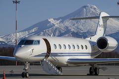 B-56789 Gulfstream Aerospace G650-ER (Zhuravlev Nikita) Tags: spotting elizovo kamchatka uhpp pkc gulfstream charter