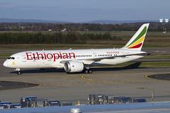 ET-ASI (JBoulin94) Tags: etasi ethiopian airlines boeing 7878 dreamliner washington dulles international airport iad kiad usa virginia va john boulin