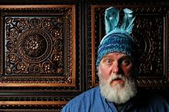 The Easter Party at the Lisonette Salonin Hotel (Studio d'Xavier) Tags: werehere thatsabitpreviousguvnor thelisonettesaloninhotel easter bunnyears blue