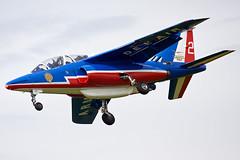 Dassault-Dornier Alpha Jet E (Vortex Aviation Photography) Tags: outdoor aviation aircraft jet military airforce uk airshow fairford 2014 riat trainer dassault dornier alphajet e e88 franceairforce plane patrouilledefrance