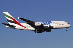 A6-EVH (JBoulin94) Tags: a6evh emirates airbus a380 special livery washington dulles international airport iad kiad usa virginia va john boulin