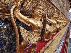 วัดพระแก้ว (yut_kirati) Tags: bangkok thailand temple budist gold