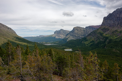 Swiftcurrent valley, GNP, Montana