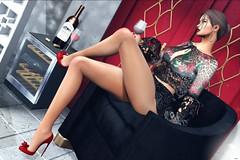 ♥ (♛Lolita♔Model-Blogger) Tags: lolitaparagorn jumofashion nxnardcotix ade junkfood blog blogger blogs beauty bodymesh bento