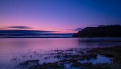 Laugharne (Rob Williams & Nikon D7000) Tags: laugharne dylan thomas wales fuji xt2 lee big stopper seascape
