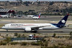 N438AM | AeroMexico | Boeing B787-9 Dreamliner | CN 43862 | Built 2017 | MAD/LEMD 25/09/2019 (Mick Planespotter) Tags: aircraft airport 2019 adolfosuárez madrid madridbarajas barajas nik sharpenerpro3 spotter jet aviation avgeek plane planespotter airplane aeroplane b787 b789 n438am aeromexico boeing b7879 dreamliner 43862 2017 mad lemd 25092019 aero mexico