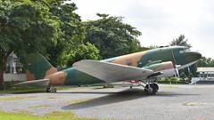 Douglas C-47 Skytrain c/n 19010 Thailand Air Force serial L2-39/15 code 547 (Erwin's photo's) Tags: aircraft preserved bangkok thailand don muang wr royal thai air force museum douglas c47 skytrain cn 19010 serial l23915 code 547