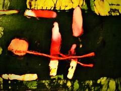 abstract colours (delnaet) Tags: textileart textielkunst abstracte abstrakt abstract batik painting colours kleur rotrosserougerood