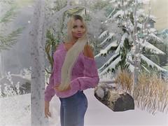 Winter Wonderland (Joy.Felicity.Styling.Arts) Tags: blouse jolene new release winter sl second life thidelly wellmade well made secondlife blogger joy felicity hair rama west