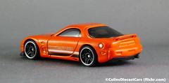 Hot Wheels - '95 Mazda RX-7 (FD) (Colinsdiecastcars) Tags: p1060771 hotwheels mazda rx7 fd