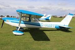 G-HART_01 (GH@BHD) Tags: ghart cessna c150 c152 cessna152 laa laarally laarally2019 sywellairfield aircraft aviation sywell